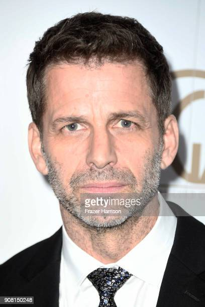 Zack Snyder attends the 29th Annual Producers Guild Awards at The Beverly Hilton Hotel on January 20, 2018 in Beverly Hills, California.