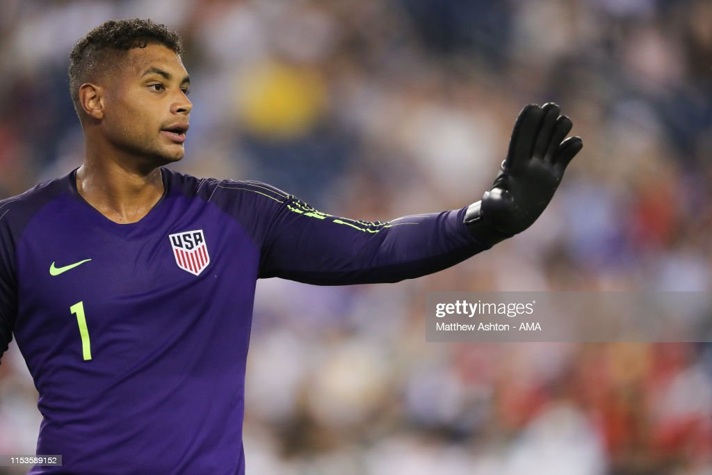 Jamaica v United States: Semifinals - 2019 CONCACAF Gold Cup : News Photo