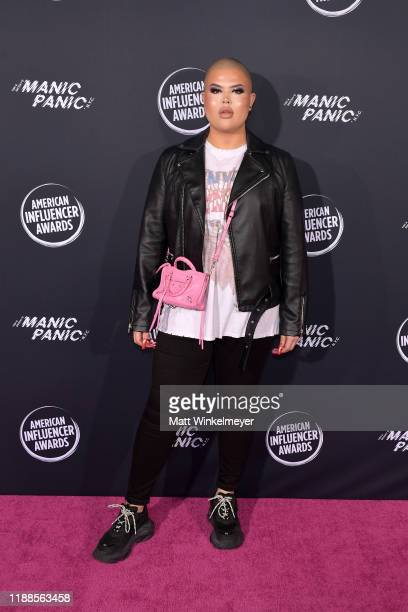Zackary Vang attends the 2nd Annual American Influencer Awards at Dolby Theatre on November 18 2019 in Hollywood California