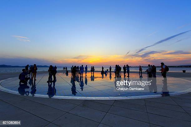 Zadar was the most beautiful sunset in the world