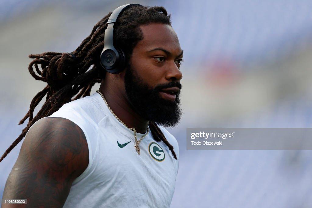 Green Bay Packers v Baltimore Ravens : ニュース写真