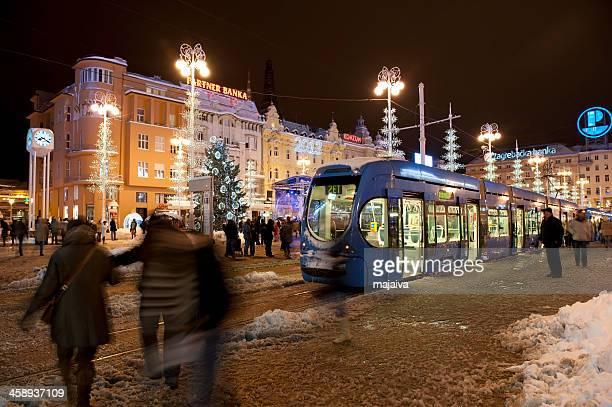 Zagreb main square