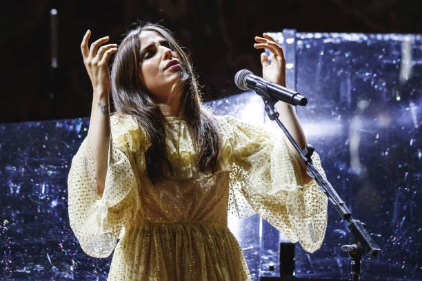 ESP: Zahara Concert In Barcelona