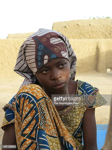 Zahara Sani now 12 wants to get married to her 20yearold fiancee and is upset that village elders and authorities are stopping her in the village of...