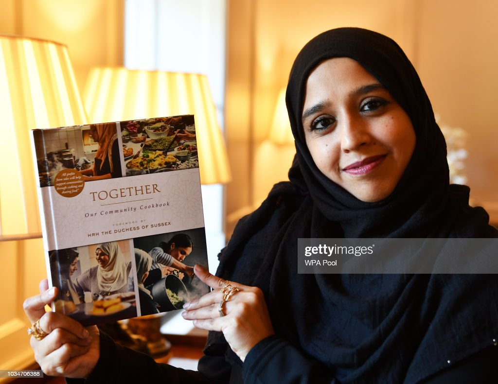 Duchess Of Sussex Supports Grenfell Community Charity Cookbook : News Photo