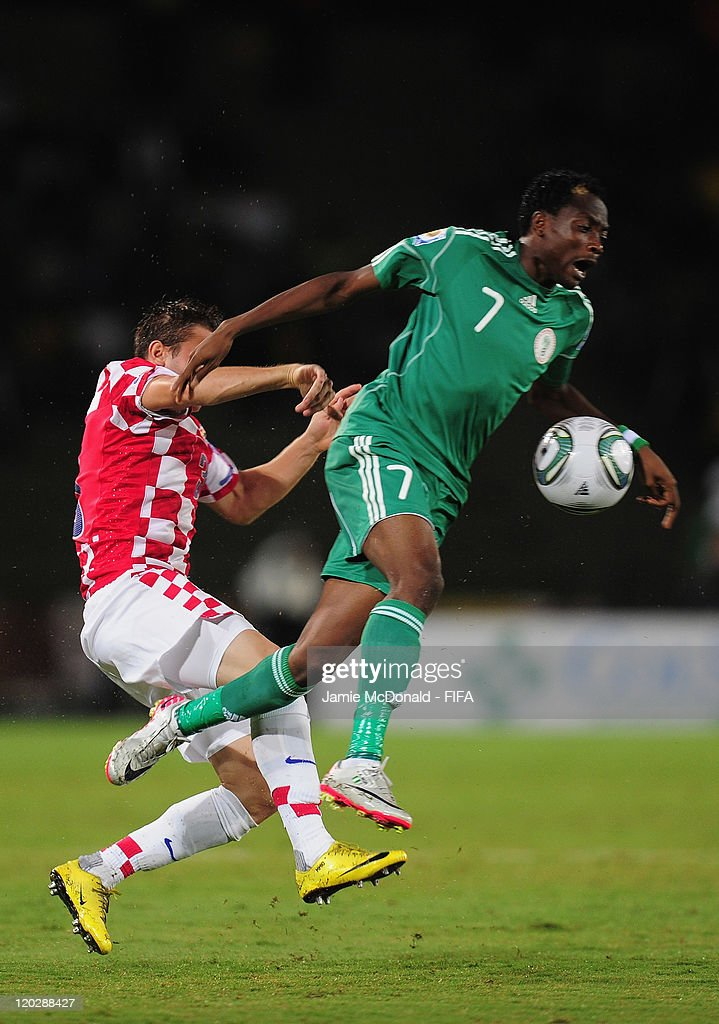 Croatia v Nigeria: Group D - FIFA U-20 World Cup Colombia 2011