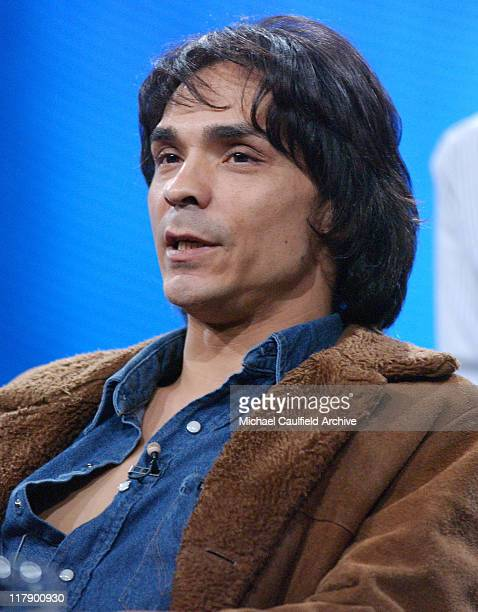 Zahn McClarnon during Turner TCA Day at Universal Hilton in Los Angeles California United States