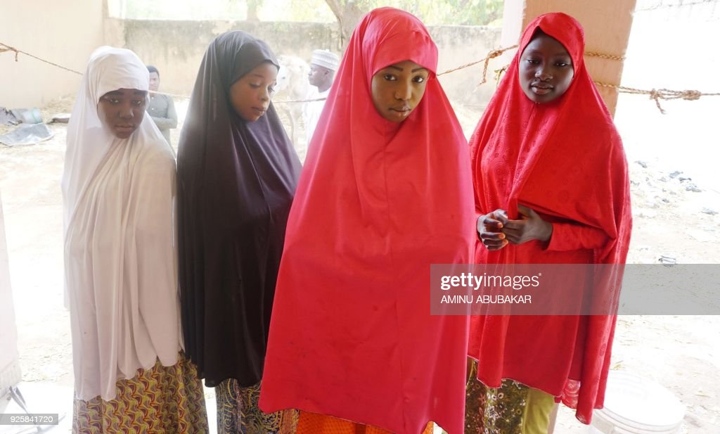 NIGERIA-UNREST-BOKO HARAM-KIDNAPPING-SECURITY : News Photo