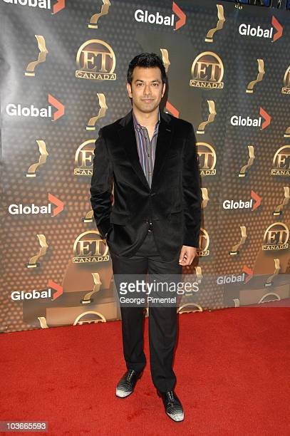 """Zaib Shaikh of """"Little Mosque on the Prairie"""" attends The 22nd Annual Gemini Awards at the Conexus Arts Centre on October 28, 2007 in Regina, Canada."""