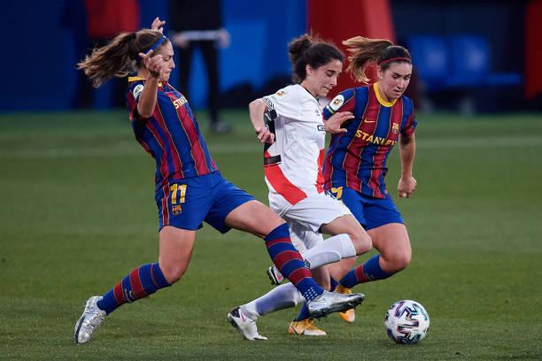 ESP: FC Barcelona v Rayo Vallecano - Primera Iberdrola