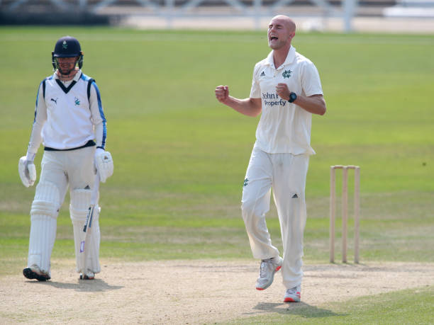 GBR: Nottinghamshire v Yorkshire - Bob Willis Trophy: Day 4