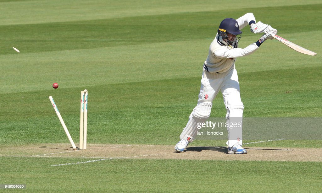 Durham v Kent - Specsavers County Championship: Division Two