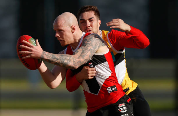 AUS: St Kilda Saints Training Session