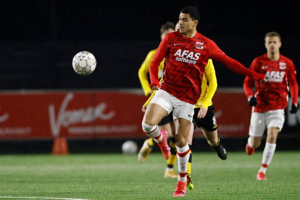 NLD: Jong AZ Alkmaar v NAC Breda - Dutch Keuken Kampioen Divisie