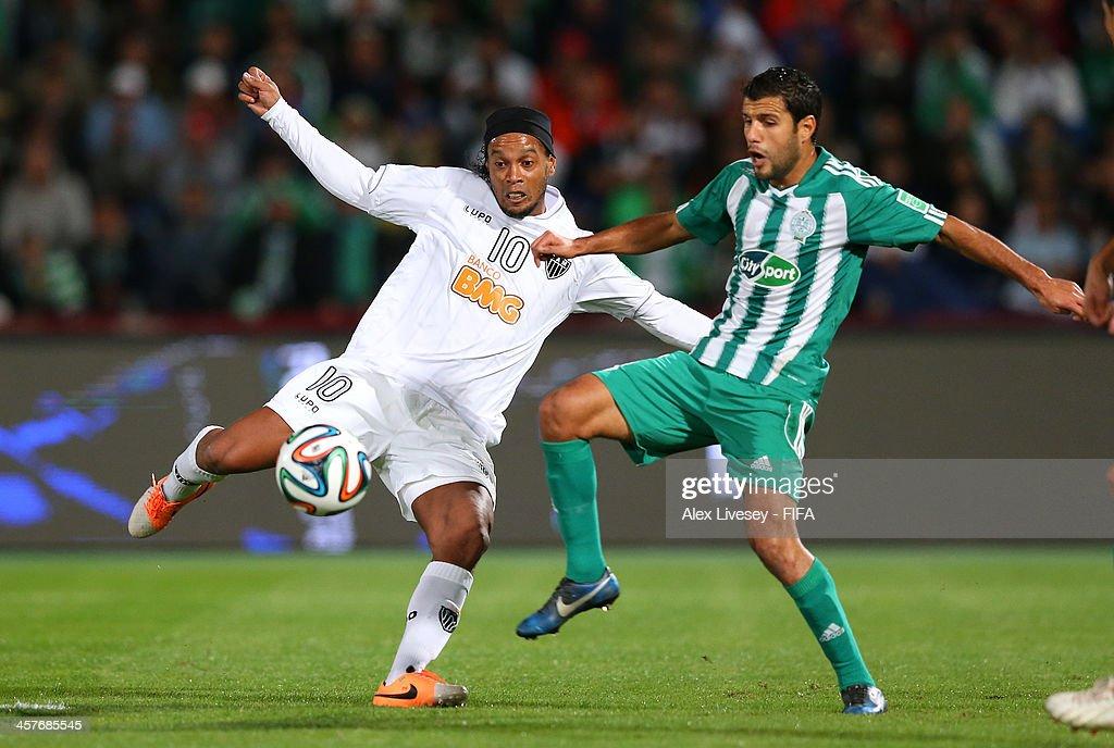 Raja Casablanca v Atletico Mineiro - FIFA Club World Cup Semi Final