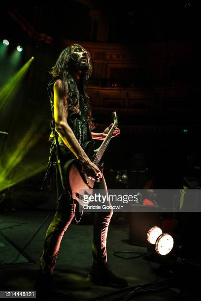 Zakk Wylde of Black Label Society performs on stage at Royal Albert Hall on 5 April 2018 in London, England.
