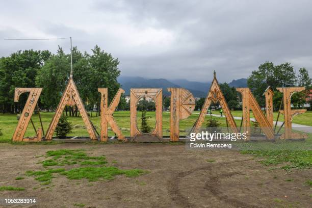 zakopane poland - zakopane stock pictures, royalty-free photos & images