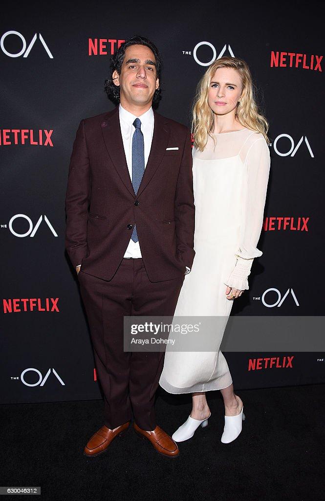 "Premiere Of Netflix's ""The OA"" - Arrivals"