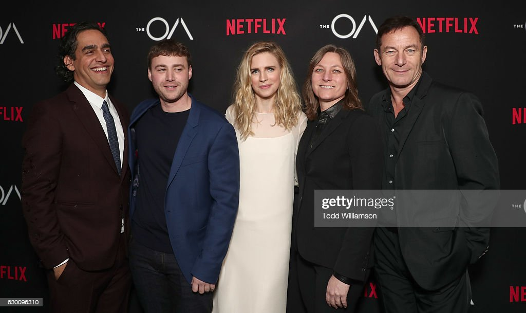 "Premiere Of Netflix's ""The OA"" - Red Carpet : News Photo"