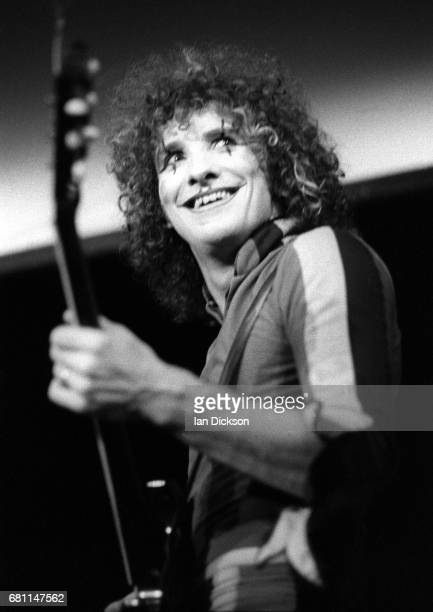 Zal Cleminson of The Sensational Alex Harvey Band performing on stage at Earls Court, London, 01 July 1973.