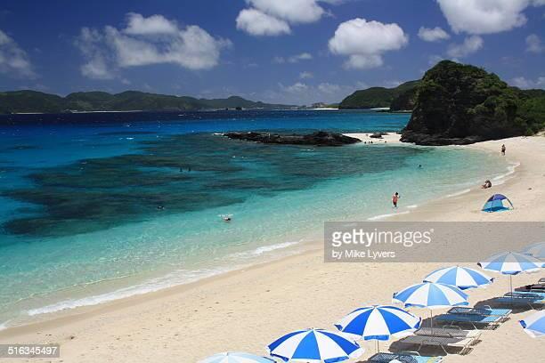 Zamami Island paradise