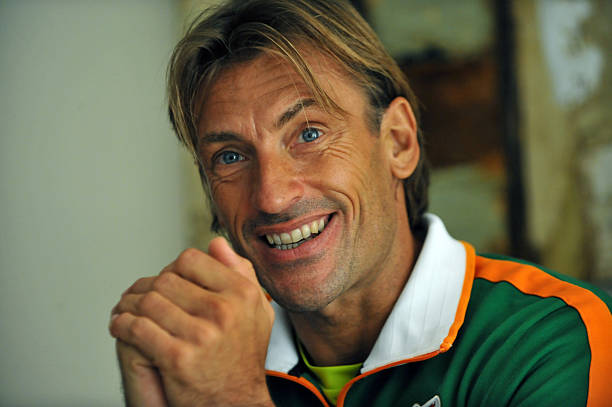Image result for Herve Renard smile