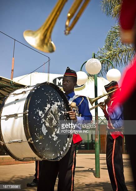 Zambian Brass Band