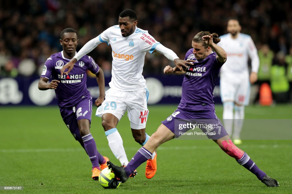 Toulouse v Olympique Marseille - Ligue 1 : News Photo