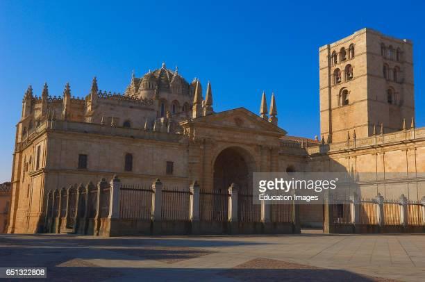 Zamora Cathedral Silver Route Via de la Plata CastillaLeon Spain