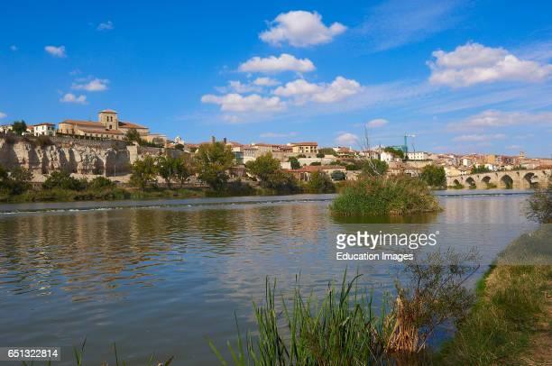 Zamora Silver Route Zamora and Douro river Via de la Plata CastillaLeon Spain