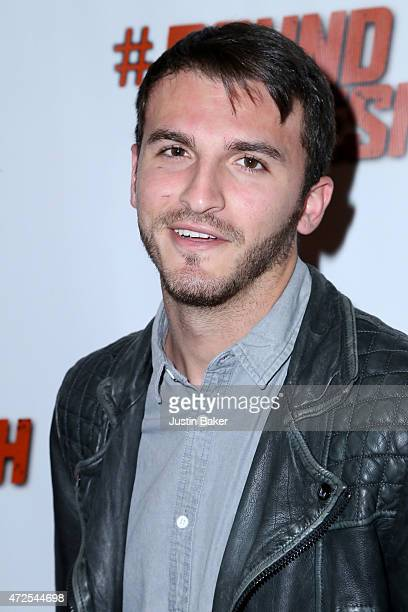 Zane Hijazi attends the premiere of Pound Of Flesh at Pacific Theaters at the Grove on May 7 2015 in Los Angeles California