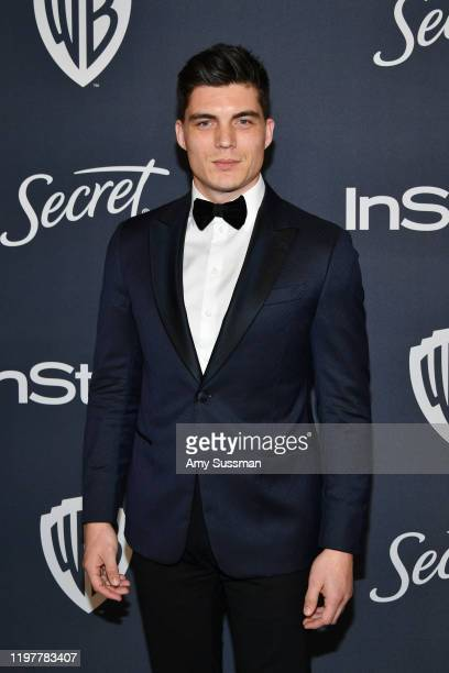 Zane Holtz attends the 21st Annual Warner Bros And InStyle Golden Globe After Party at The Beverly Hilton Hotel on January 05 2020 in Beverly Hills...