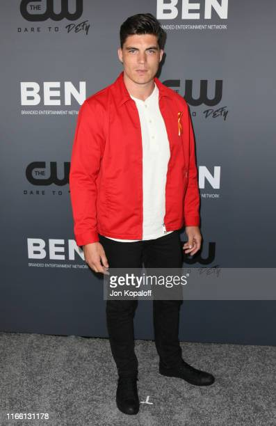 Zane Holtz attends the The CW's Summer 2019 TCA Party sponsored by Branded Entertainment Network at The Beverly Hilton Hotel on August 04 2019 in...