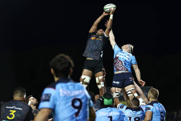 AUS: Super Rugby Trans-Tasman Rd 5 - Waratahs v Chiefs