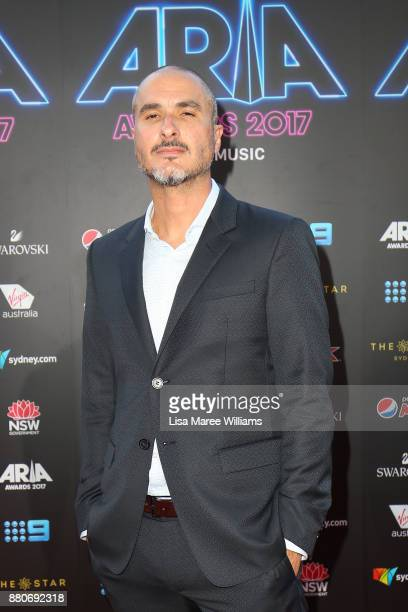 Zane Lowe arrives for the 31st Annual ARIA Awards 2017 at The Star on November 28 2017 in Sydney Australia
