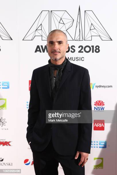 Zane Lowe arrives for the 32nd Annual ARIA Awards 2018 at The Star on November 28 2018 in Sydney Australia