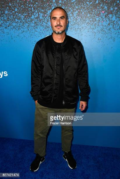 Zane Lowe attends 'Carpool Karaoke The Series' On Apple Music Launch Party at Chateau Marmont on August 7 2017 in Los Angeles California