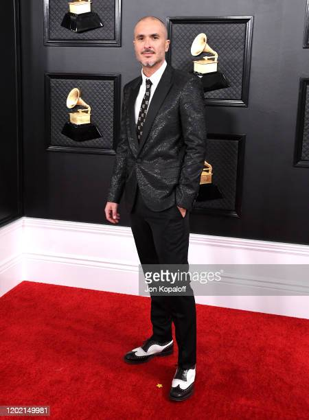 Zane Lowe attends the 62nd Annual GRAMMY Awards at Staples Center on January 26 2020 in Los Angeles California
