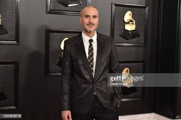Zane Lowe attends the 62nd Annual Grammy Awards at Staples Center on January 26 2020 in Los Angeles CA