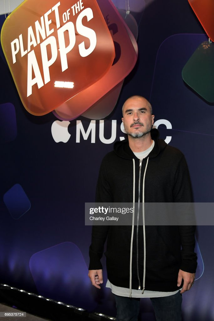 Zane Lowe, Beats 1 Anchor and Creative Director, attends Apple Music's Planet of the Apps Party at Soho House on June 12, 2017 in West Hollywood, California.