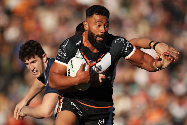 AUS: NRL Rd 5 - Wests Tigers v Cowboys