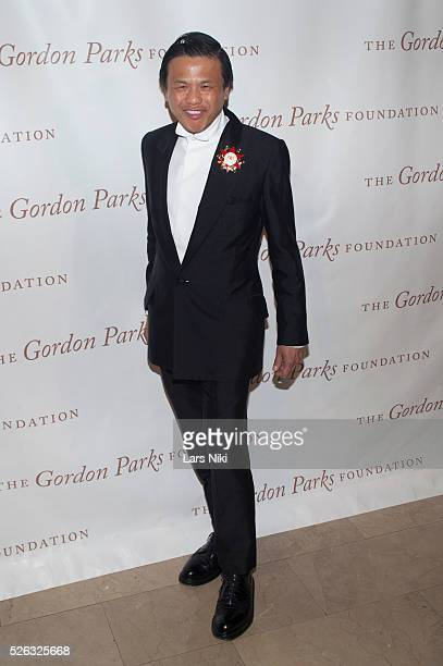 Zang Toi attends the Gordon Parks Foundation Awards Dinner at the Plaza Hotel in New York City �� LAN