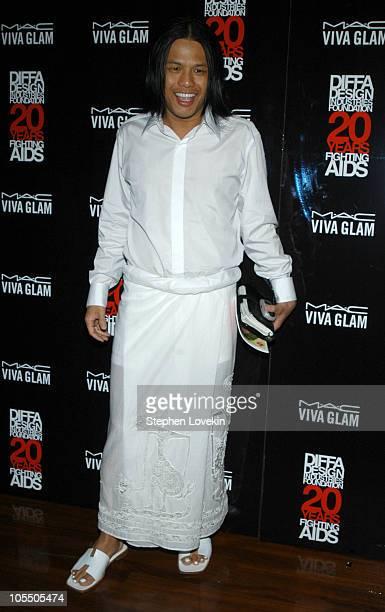 Zang Toi during VIVA GLAM Casino To Benefit DIFFA at Copacabana in New York City, New York, United States.