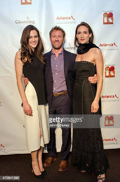 Zani Gugelmann attends the 2015 Glasswing International Benefit Gala at Tribeca Three Sixty on April 23 in New York City