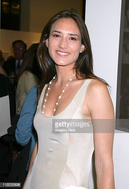 Zani Gugelmann during Calvin Klein Inc and Bryan Adams Host the Launch of His New Photography Book American Women Inside the Party at The Calvin...