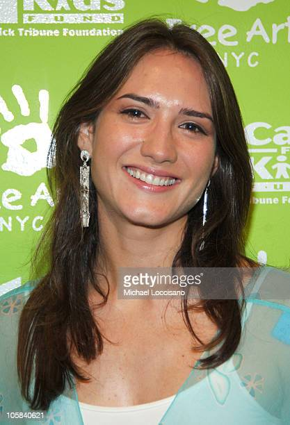 Zani Gugelmann during The 6th Annual Annual Art Auction Benefit at Phillips de Purry Company in New York City New York United States