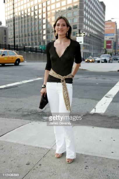 Zani Gugelmann during Tribeca Film Festival World Trade Center'' New York Screening at Tribeca Cinemas in New York City New York United States