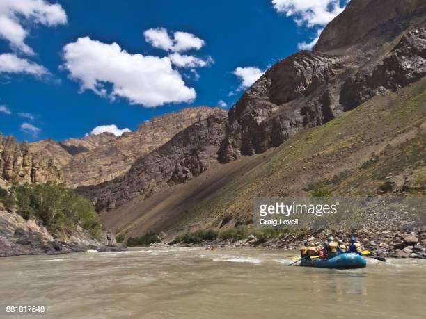 Zanskar River Gorge Rafting Trip