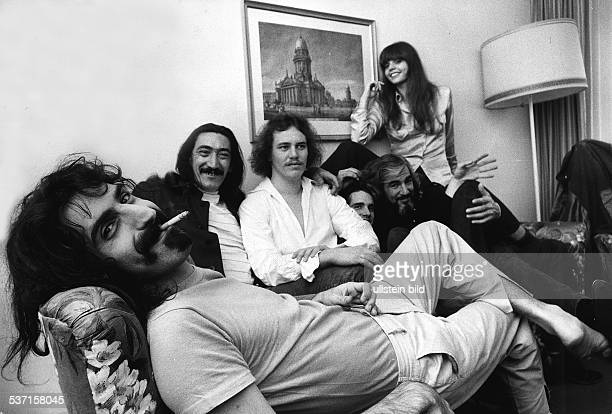 frank zappa stock photos and pictures getty images. Black Bedroom Furniture Sets. Home Design Ideas