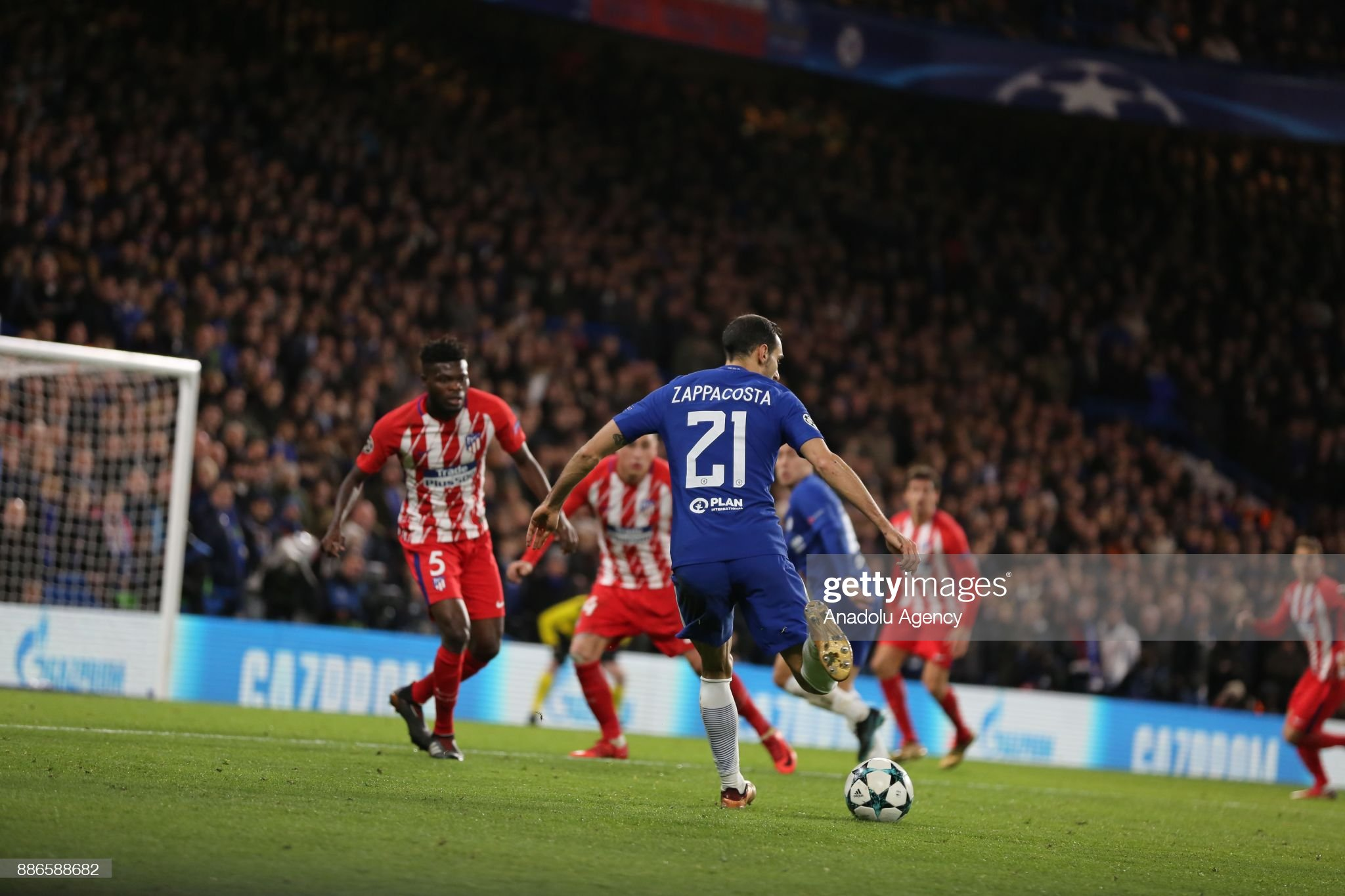 Chelsea FC vs Atletico Madrid: UEFA Champions League : News Photo